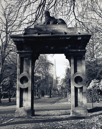 Entrance to Royal Victoria Park, pre 1973