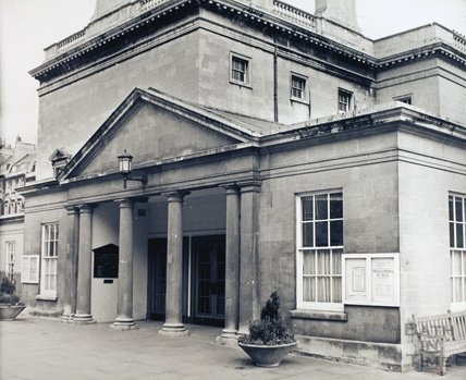 The Upper Assembly Rooms, pre 1973