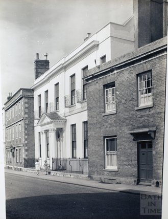 Lansdowne House, No. 11 Long Street, Devizes, c.1950s?