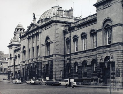 The Guildhall, High Street, Bath, pre 1973