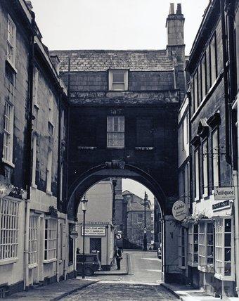 Trim Bridge, Queen Street, pre 1973
