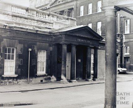 The Old Royal Bath, Hot Bath, pre 1973