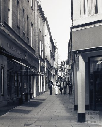 Union Passage, Bath pre 1973