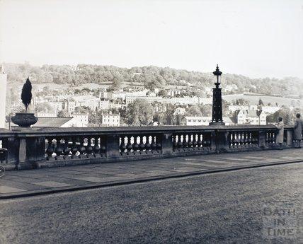 Grand Parade, Bath, pre 1973