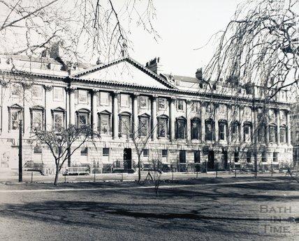 Queen Square, pre 1973