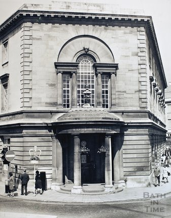 Bath General Post Office, Northgate Street, pre 1973