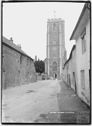 Church of St Mary the Virgin, Cannington, Somerset, c.1930s