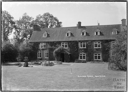 Algars Manor, Iron Acton, Arch?, South Gloucestershire 1938