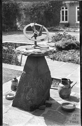 Sundial, Iron Acton?, Arch?, South Gloucestershire 1938