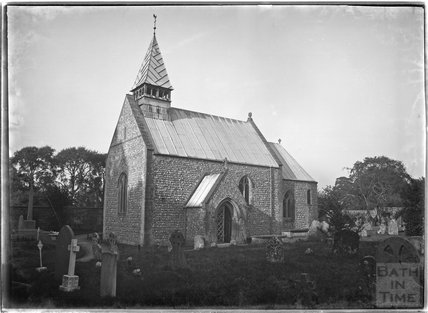 Church of St Peter, Manningfold Bruce, Wiltshire c.1930s