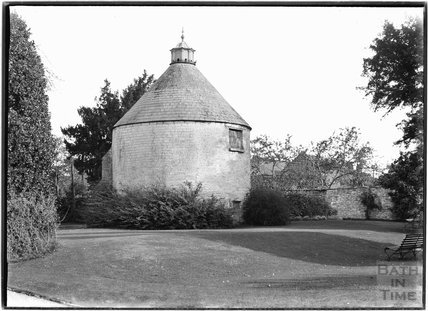 Shapwick Manor Dovecote, near Street, Somerset, 1937