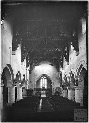 St John the Baptist, Bere Regis, 1937