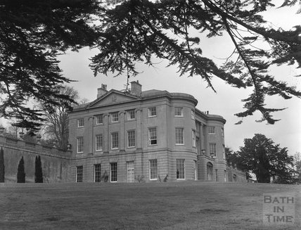Claverton Manor, home of the American Museum c.1960s