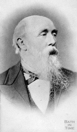 Mr William Duck, founder of Duck Son & Pinker