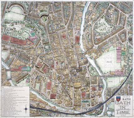 The City of Bath, Dallimore & Dawson 1971