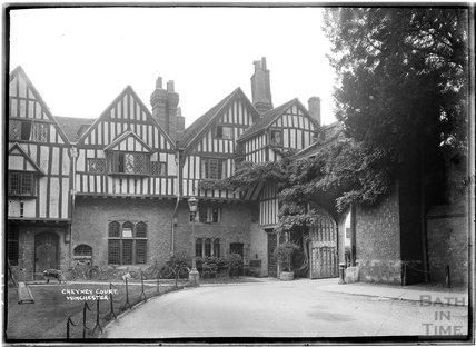 Cheyney Court, Winchester, Hampshire, c.1930s