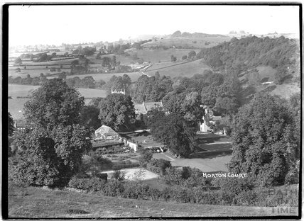 View of Horton Court, South Gloucestershire, c.1930s
