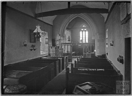 St Andrews Church, Timsbury, Hampshire, c.1935