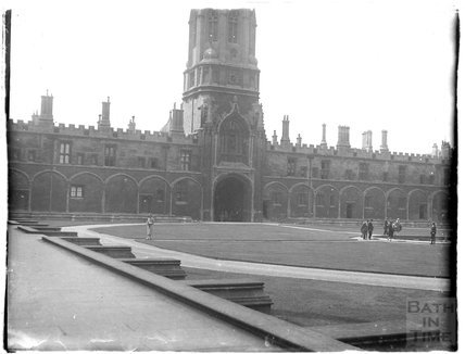The Tom Tower, Christ Church, Oxford, c.1926-30
