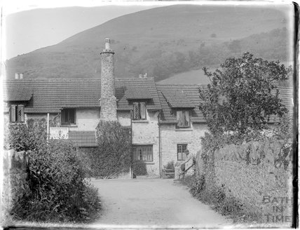Bridge Cottage, Allerford near Minehead, c. 1926-30