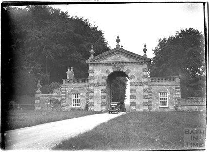 Gateway, Fonthill Bishop, Wiltshire, c.1930s