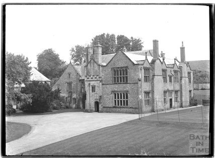 Whitestaunton Manor, Whitestaunton, Somerset, c.1920s