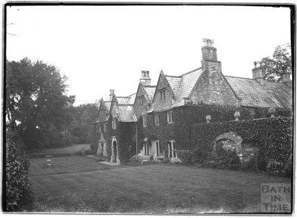 Farrington Gurney Manor House, c.1920s