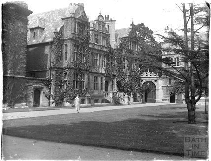 Unknown location, is this Oxford?, c.1926-30
