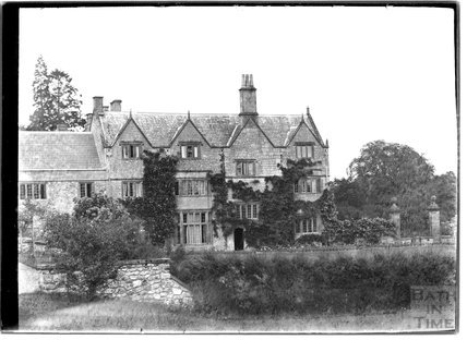 Leigh House near Winsham, Somerset c.1930s