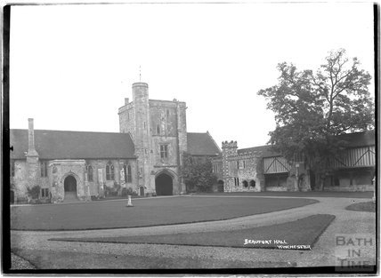 Beaufort Hall, Winchester, Hampshire, c.1930s