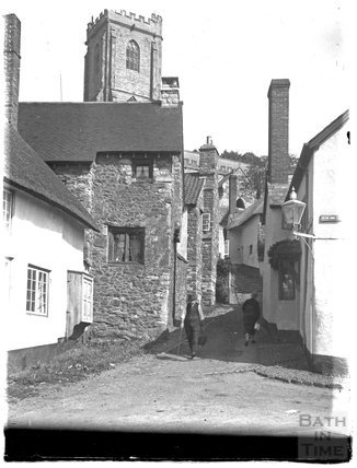 Church of St Michael, Minehead, 1926