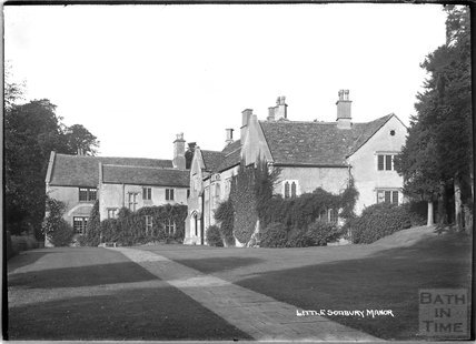 Little Sodbury Manor,  Chipping Sodbury, South Gloucestershire, c.1930s