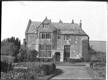 Ashington Manor, near Yeovil, Somerset c.1930s