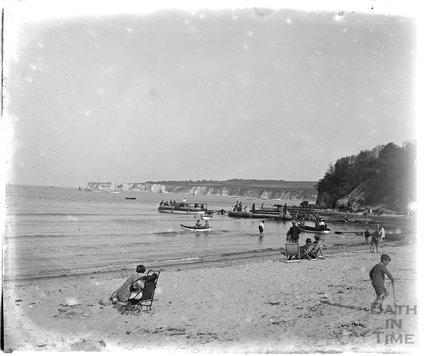 Studland Bay near Poole, Dorset, 1929