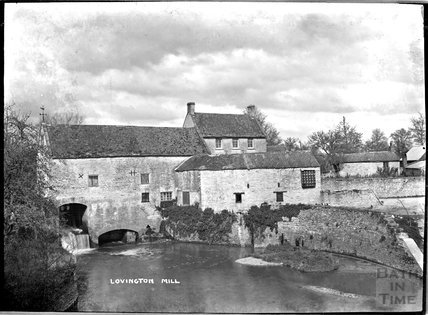 Lovington Mill, Alford, near Castle Carey, Somerset, c.1930s