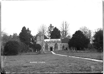 All Saints Church, Alford, near Castle Carey, Somerset, c.1930s