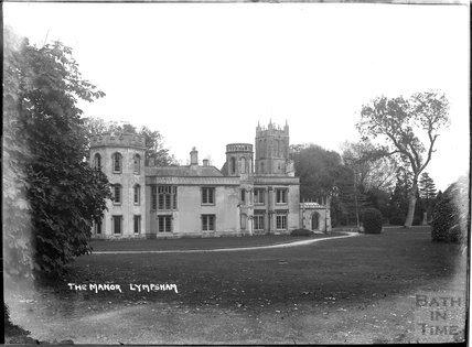 The Manor, Lympsham, near Weston-Super-Mare, Somerset, c.1930s