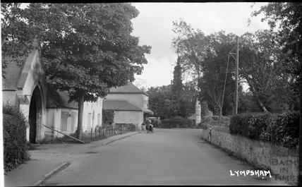 Lympsham, near Weston-Super-Mare, Somerset, c.1930s