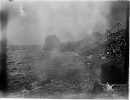 Portland, near Weymouth, Dorset, 1924