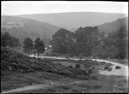 Dartmeet, Dartmoor, Devon, c.1930s