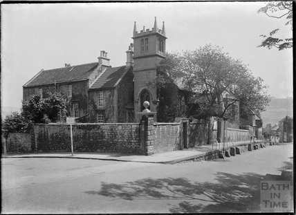 St Mary Magdalene's Chapel, Holloway, Bath c.1930s
