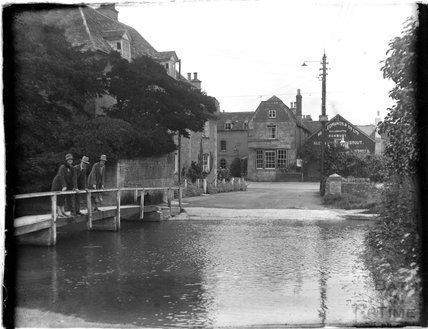 Bourton on the Water, Gloucestershire, c.1924
