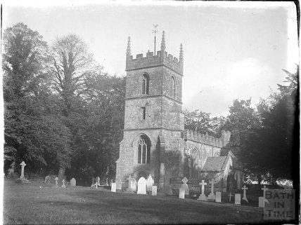 Church of All Saints, Yatesbury, near Calne, Wiltshire, c.1930s