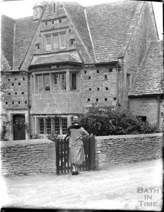 The Old Hall, Bourton on the Water, Gloucestershire, c.1924