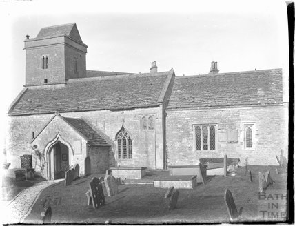 Church of St Mary Magdalene, Langridge, near Bath c.1920s