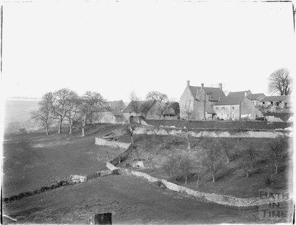 Torneys Court Farm, Tadwick c.1910