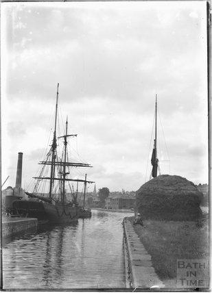 The Quay, Exeter, Devon c.1930s