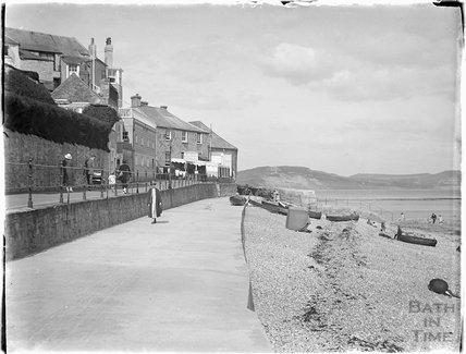 Lyme Regis, Dorset 1925