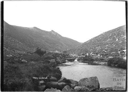 Tavy Cleave, Dartmoor, Devon, 1906