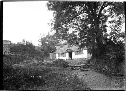 Lydford Mill, Lydford, Dartmoor, Devon, c.1906